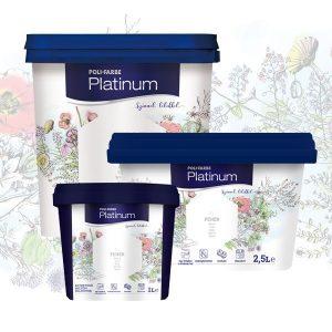Poli-Farbe Platinum egyrétegû beltéri falfesték 1